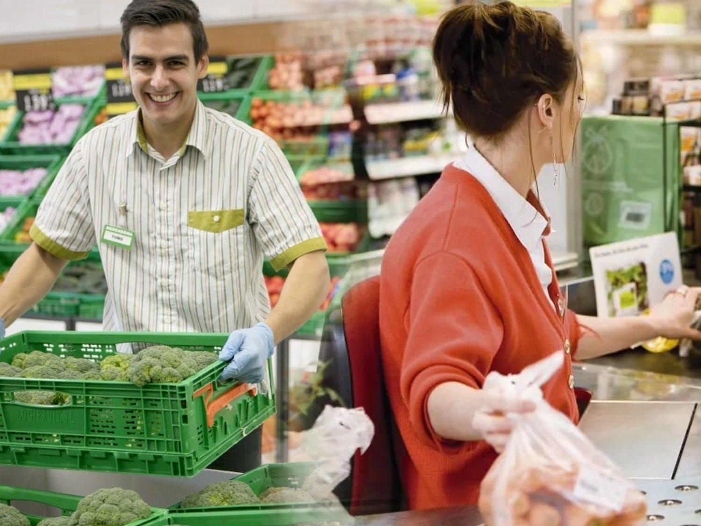 Así son los sueldos de los principales supermercados: Mercadona, Carrefour, Lidl, Dia y El Corte Inglés