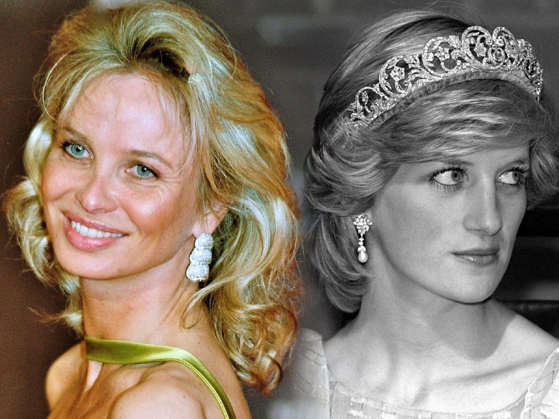 Corinna, examante del rey Juan Carlos, teme acabar como Lady Di, según Pilar Eyre