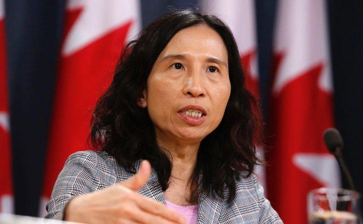 Theresa Tam, directora de Salud Pública de Canadá
