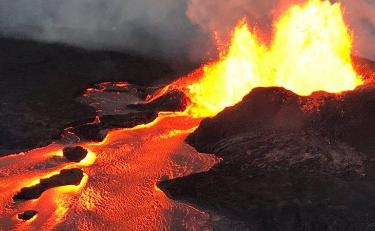 Las piscinas volcánicas, una terrible muerte