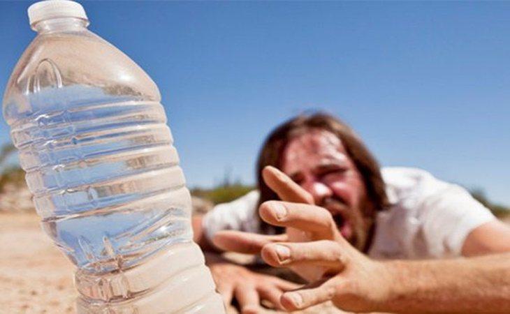 La muerte por deshidratación puede llevar hasta 6 días