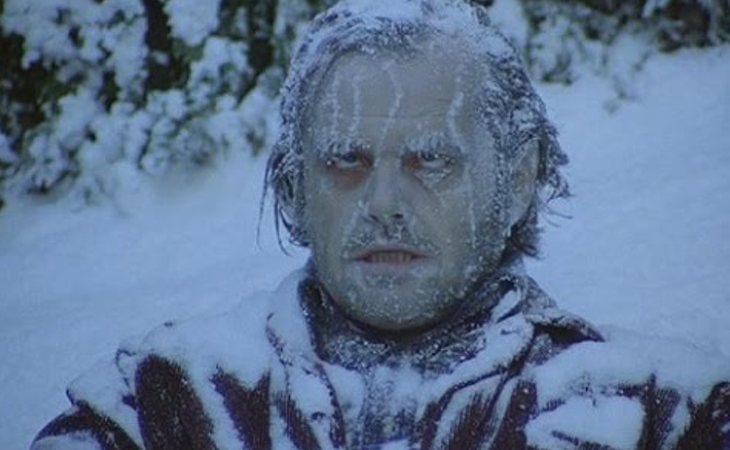 Morir congelado genera un dolor insoportable