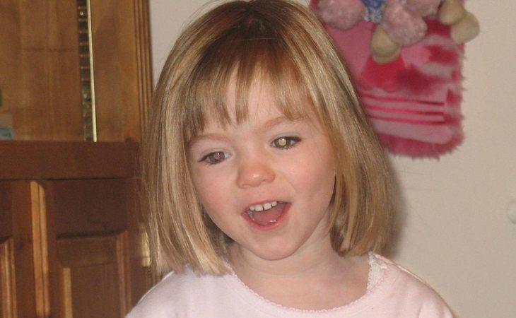 La pequeña Madeleine McCann desapareció en 2007 en el Algarve