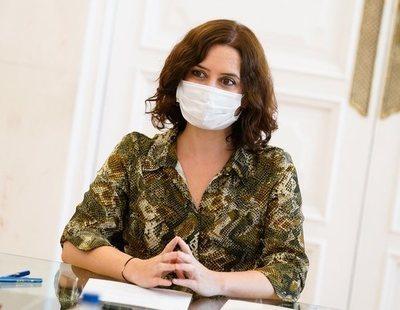 Los consejeros de Ayuso, estupefactos con su gestión de la pandemia: cargan contra su presidenta