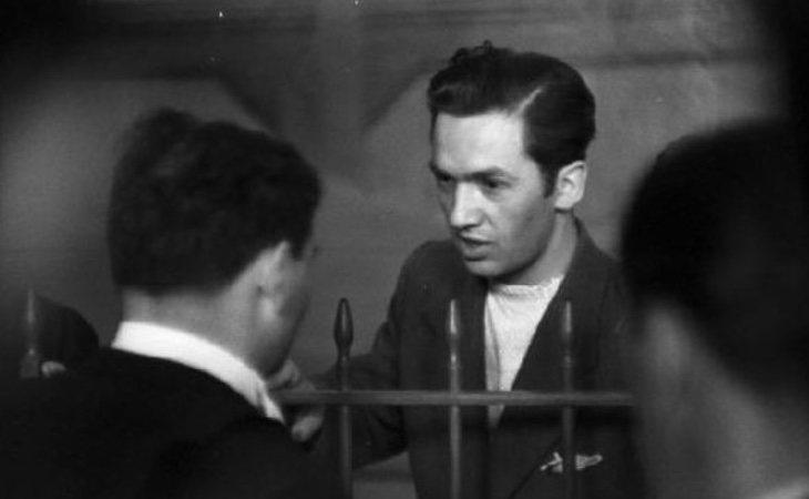 La marcha de su hijo Giuseppe Pansardi al frente, en plena II Guerra Mundial, desató la locura en Leonarda: él la acompañó durante todo el juicio
