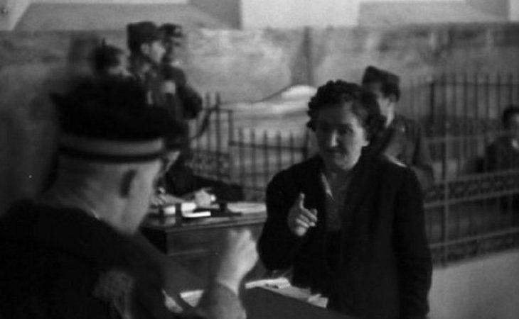 Leonarda Cianciulli, durante el juicio
