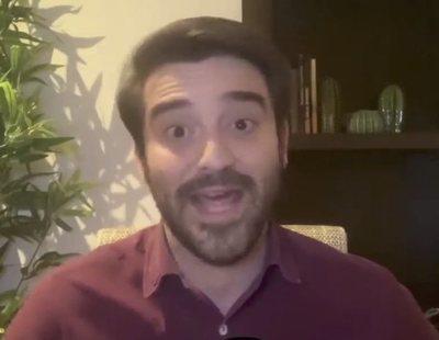 """Negre pide dinero para competir con laSexta: """"¡Pagáis Netflix que hace documentales etarras!"""""""