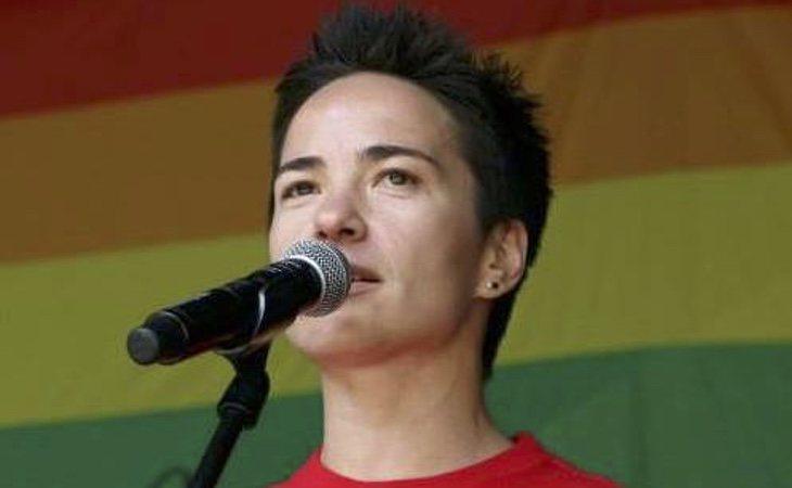 La activista Olena Shevchenko