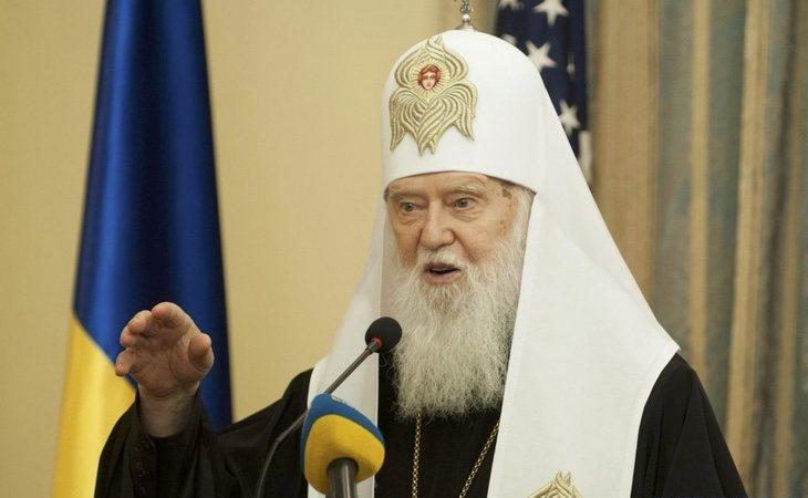 El patriarca ha dado positivo en coronavirus tras culpar a la comunidad LGTBI