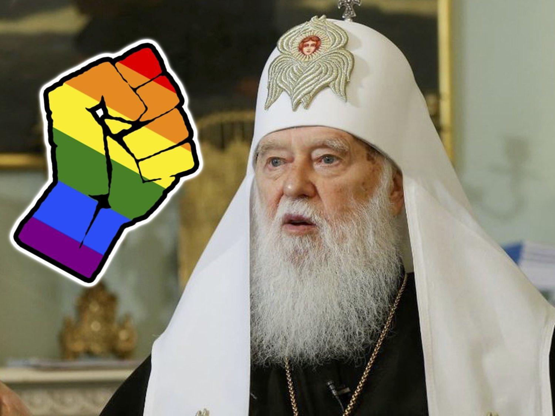 Un líder de la Iglesia ucraniana, positivo en Covid tras culpar al matrimonio gay del coronavirus