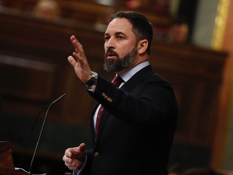 """Abascal dice que el Gobierno de coalición progresista """"es peor"""" que la dictadura de Franco"""