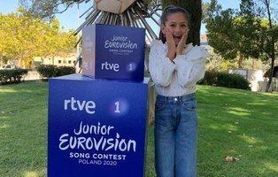 Soleá representará a España en Eurovisión Junior 2020