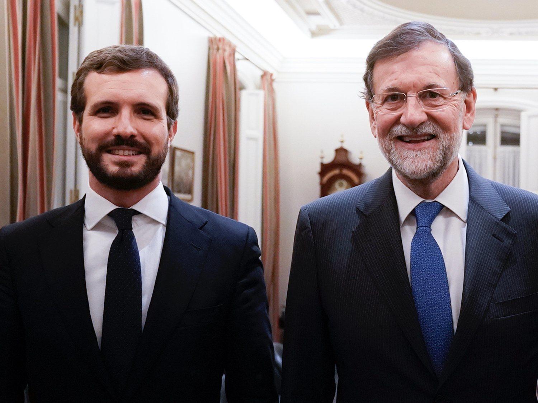 """El PP abandona a Rajoy: """"Tiene que estar muy preocupado por lo que se esconde sobre él"""""""
