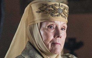 Muere Diana Rigg, Olenna Tyrell en 'Juego de tronos', a los 82 años
