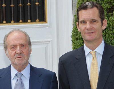 Los planes de Urdangarín cuando salga en libertad: irse a Abu Dabi con el rey Juan Carlos