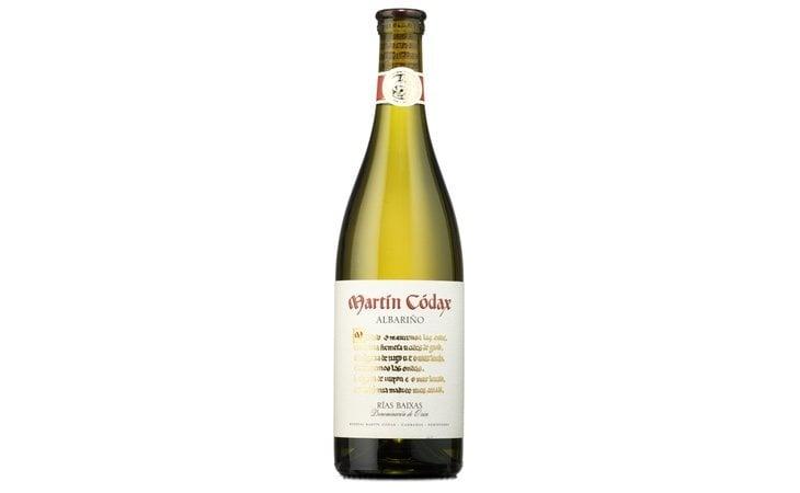Vino blancoMartín Códax