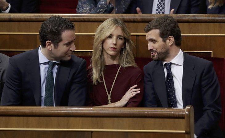En el PP hay quien teme que Cayetana Álvarez de Toledo utilice su escaño para transformar su plataforma Libres e Iguales en partido político