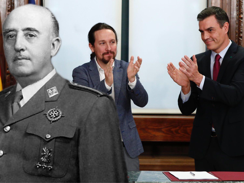 El Gobierno aprueba ilegalizar la Fundación Franco y retirar honores a los torturadores