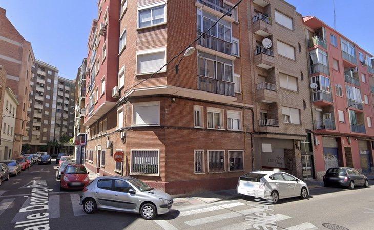 Los hechos se produjeron en la calle Domingo Ram de Zaragoza