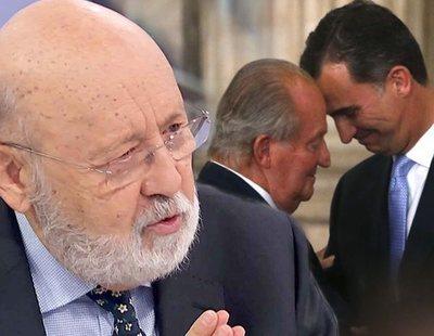"""El CIS no preguntará sobre la monarquía porque """"no interesa"""" a los españoles, según Tezanos"""