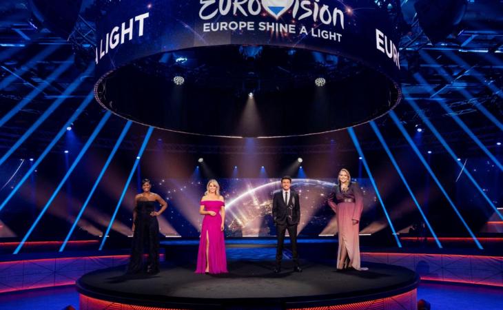 Los cuatro presentadores han sido ratificados para 2021