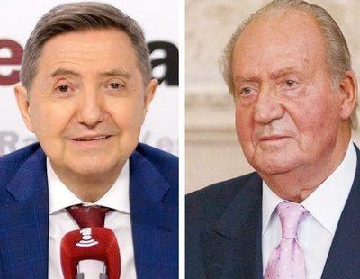 """Losantos insinúa que habría vídeos del emérito rey Juan Carlos con """"moscas y moscos"""""""