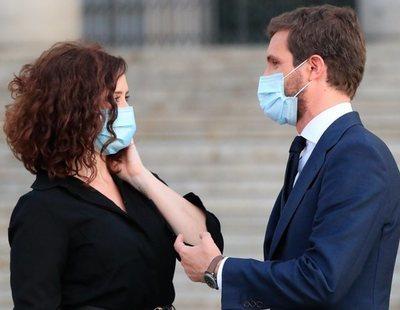 """El apoyo de Casado a Ayuso que se le vuelve en contra: """"Es lo que haríamos a nivel nacional"""""""