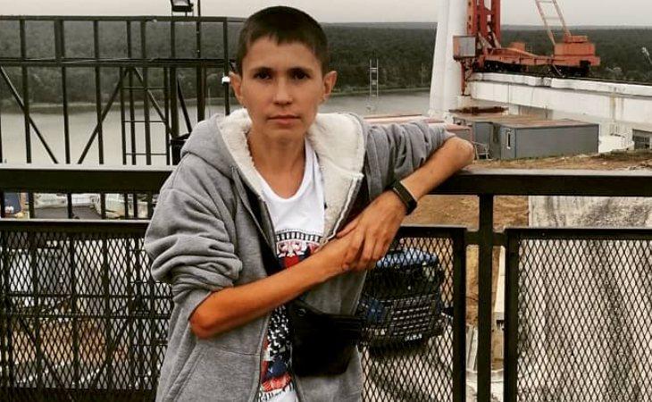 Denis Vashurin, el himbre ruso de 32 años con la apariencia de un niño de 13