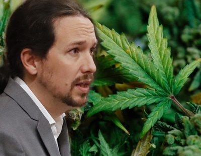 Podemos propone una regulación del cannabis en España que espera consensuar con el PSOE
