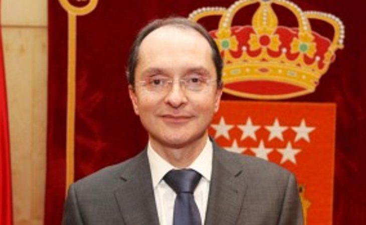 Juan Martínez Hernández, exdirector de Salud Pública de la Comunidad de Madrid