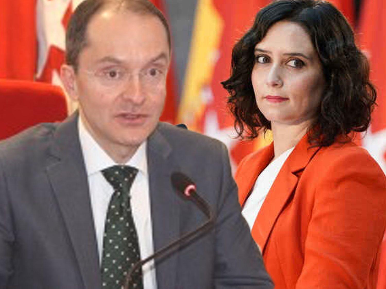 """El ex director de Salud Pública de Madrid carga contra las medidas de Ayuso: """"Son absurdas y dañinas"""""""