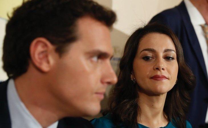 Inés Arrimadas ha roto por completo con la estrategia de Albert Rivera