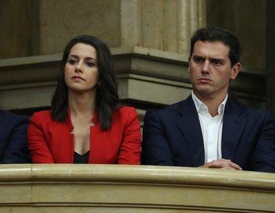 Albert Rivera reaparece en público para criticar duramente a Inés Arrimadas