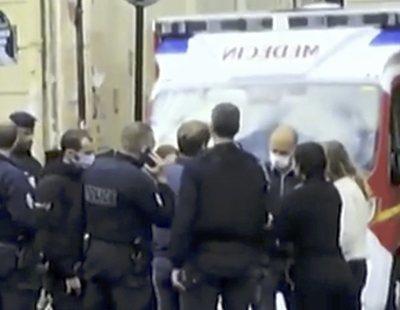 Al menos cuatro heridos en un apuñalamiento cerca de la antigua redacción del Charlie Hebdo