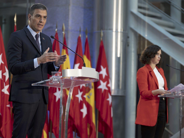 Las zonas que el Gobierno quiere confinar en Madrid y las medidas a las que Ayuso se niega