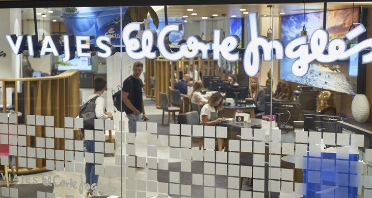 El Corte Inglés solo mantendrá sus oficinas de Viajes situadas en sus centros comerciales
