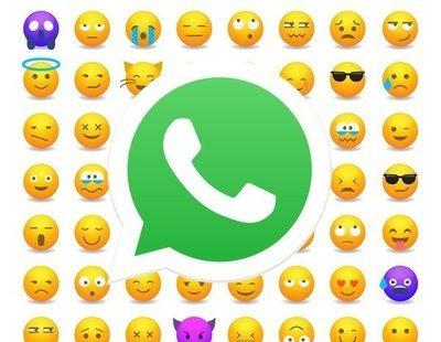 Estos emojis de WhatsApp no son lo que creías: el significado real que representa cada uno