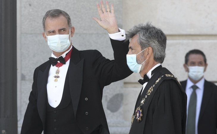 Carlos Lesmes maniobró con las fechas de la inhabilitación a Quim Torra