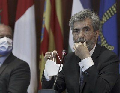 Así maniobró Lesmes, del PP, para que el rey no fuera a Barcelona días antes de nombrar jueces anticorrupción