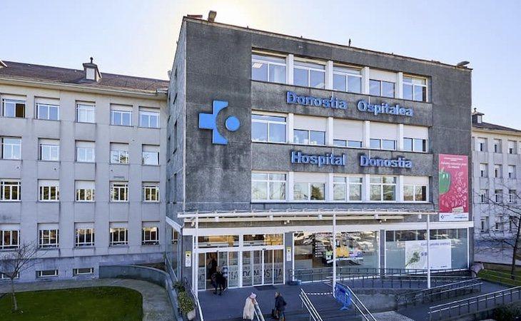 Los hechos ocurrieron en el Hospital Donostia de San Sebastián