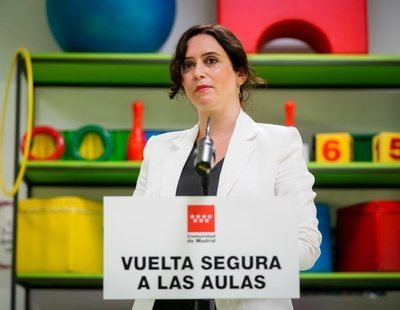 Ayuso se siente discriminada por el baremo de casos... otras zonas de España confinaron mucho antes