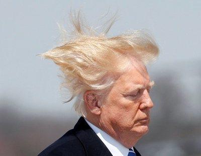 El engaño de Trump para prácticamente no pagar impuestos en dos décadas: gastó más en peluquería