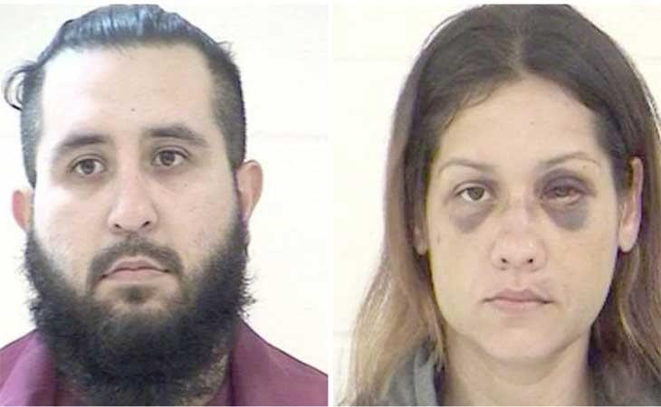 El matrimonio Barron acusados del asesinado de Jonathan Amerault