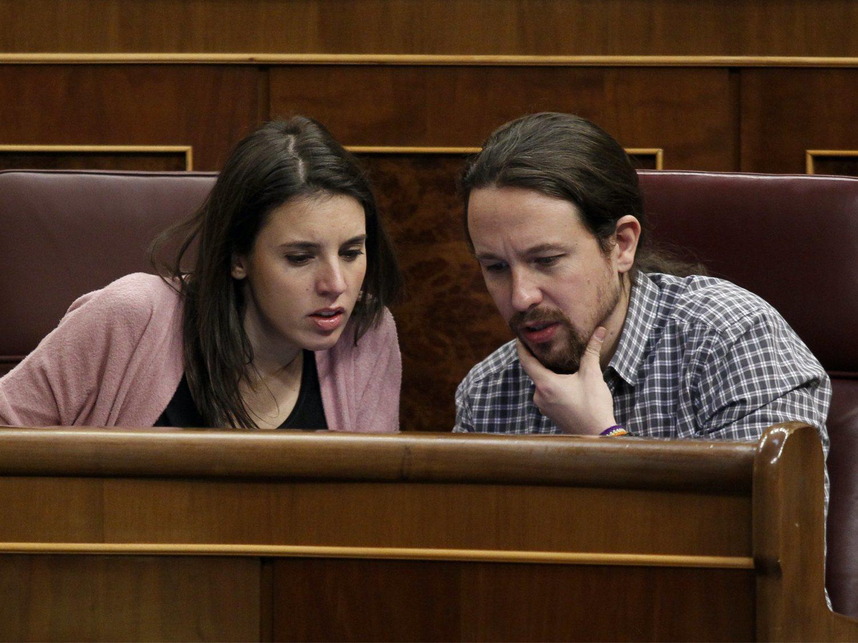 Twitter se llena de mensajes de odio contra los mellizos de Pablo Iglesias e Irene Montero, ingresados en el hospital