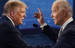 El primer debate entre Donald Trump y Joe Biden, en 20 contundentes frases