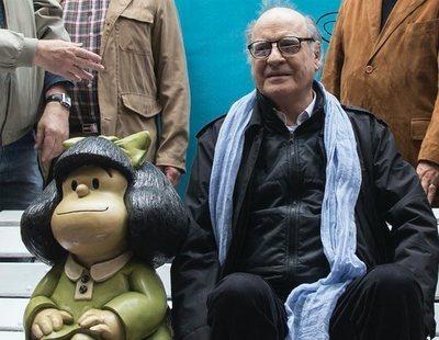 Muere Quino, el creador de Mafalda, a los 88 años