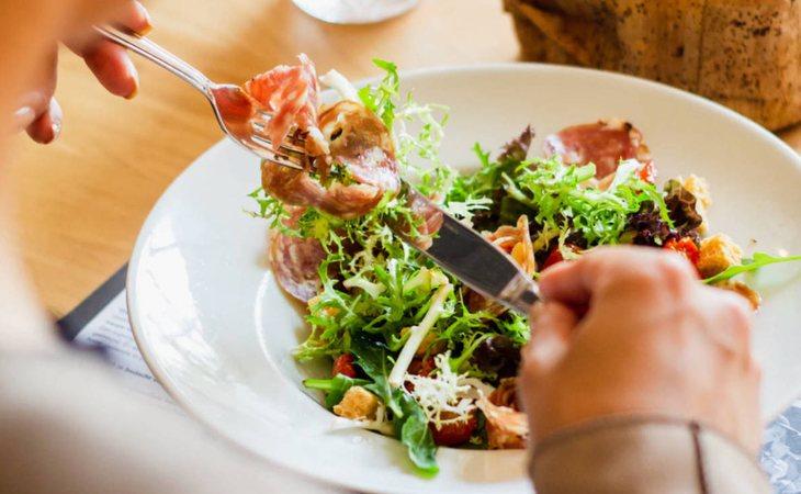 Mantener una dieta equilbrada es fundamental para una buena salud
