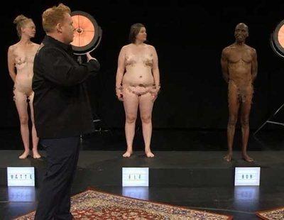 Así es el programa danés en el que adultos se desnudan delante de niños para romper estereotipos