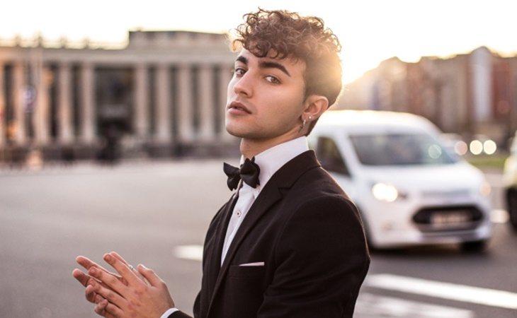 Samuel López es bailarín profesional y cuenta con 13,2 millones de seguidores
