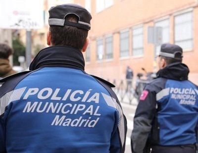 """La Policía Municipal de Madrid """"amenaza"""" con abofetear a quien no lleve mascarilla"""